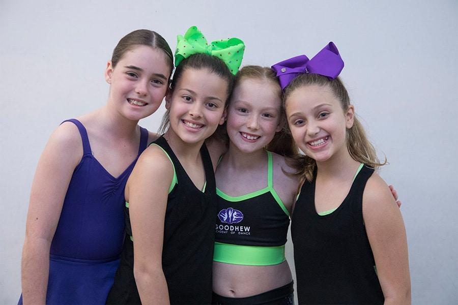 Highschool Dance Classes