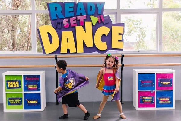 dance instructors Alexandria
