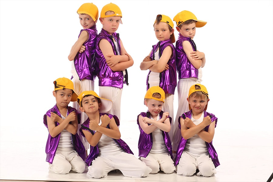 Boys Only Dance Classes